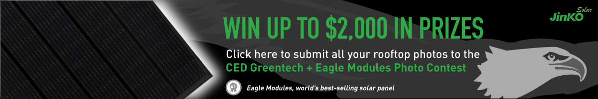 CED Greentech + Eagle Modules Photo Contest