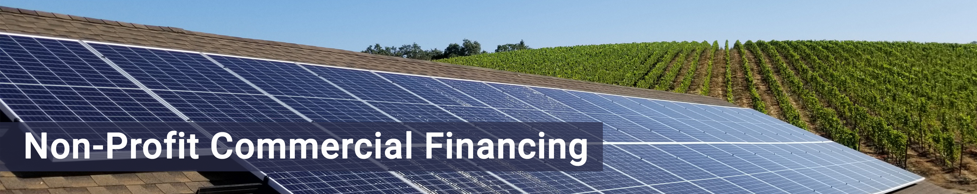 Cornerstone's Commercial Solar Financing For Non-Profits