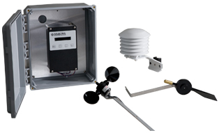 Yaskawa-Solectria Solar SolrenView Monitoring Weather Station Option