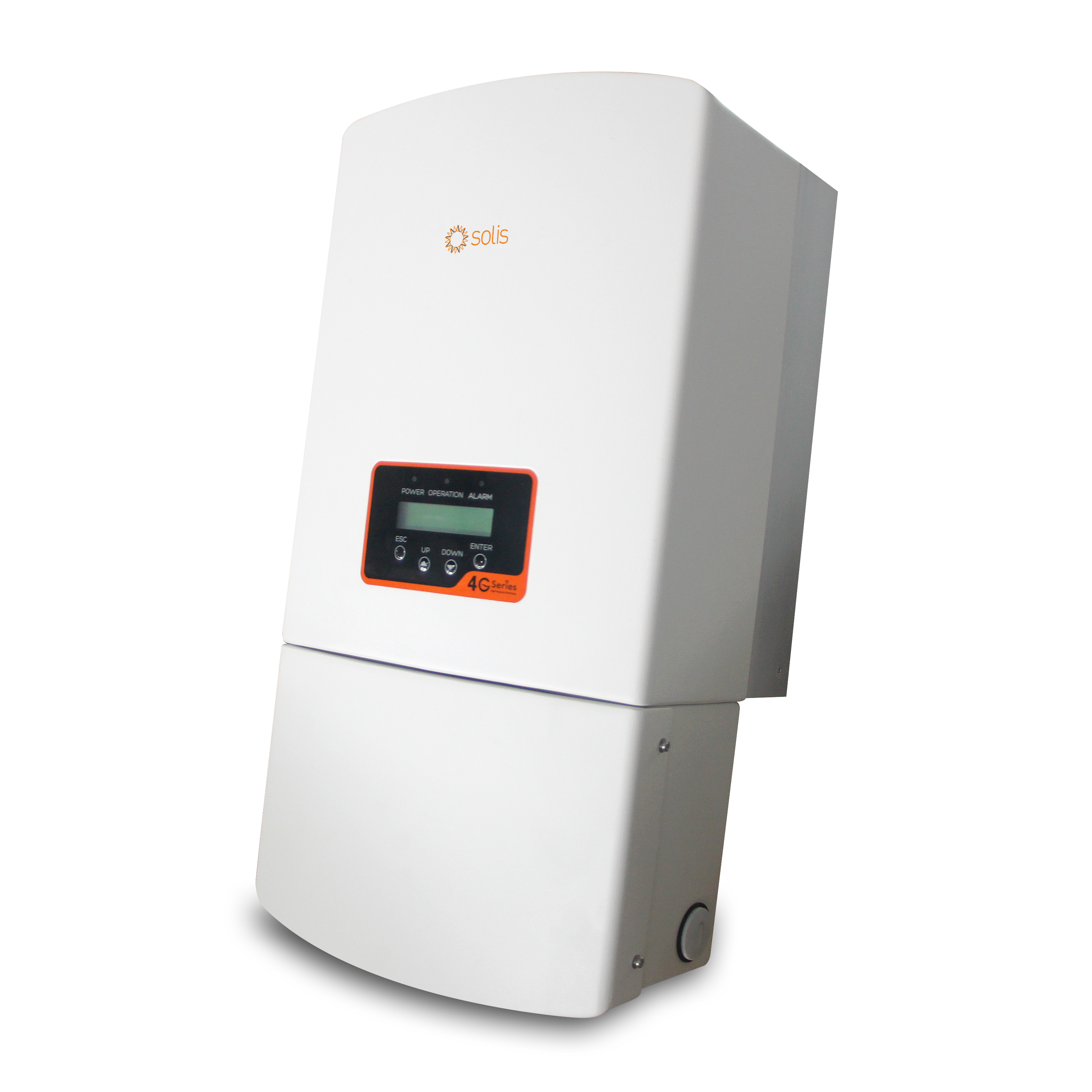 Solis 5kW 4G 1Ph US Inverter, Solis-1P5K-4G-US