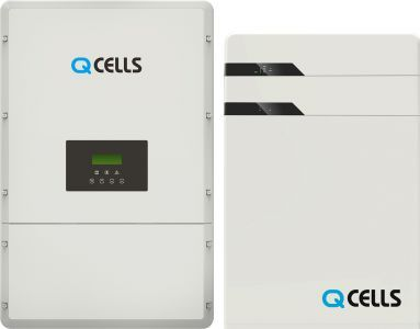Q CELLS Q.HOME⁺ 7.6kW/18.9kWh Hybrid Battery Inverter, HQCAESS1118