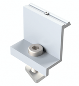 Aerocompact Pitched Roof Endclamp Image