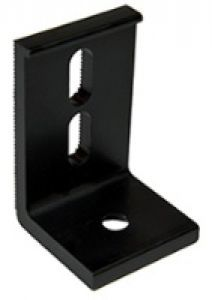EcoFasten Solar L-102-3 Matte Black Anodized Compression Bracket
