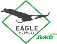 Eagle Modules + Jinko Solar