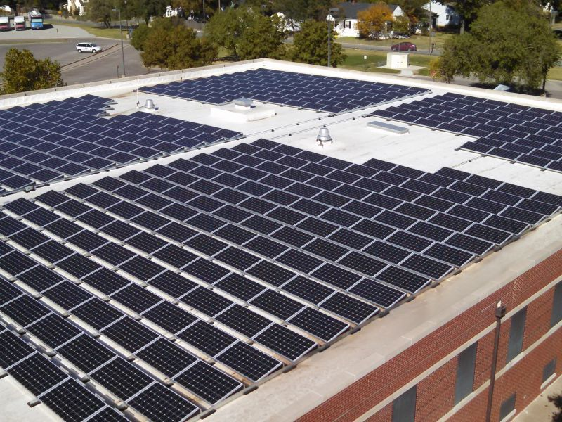 VA Solar Project Wichita, KS