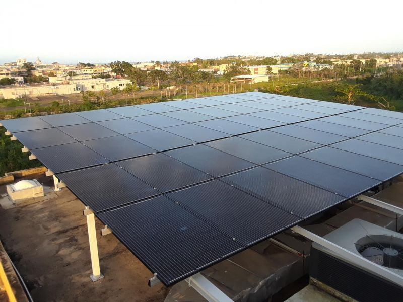 CED GreentechSolar & Clean Solar System