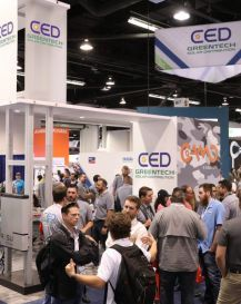 CED Greentech at Solar Power International