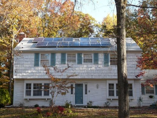 Maryland 3.2kW Enphase Project on Composite Roof