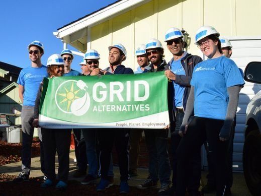 The CED Greentech team in Fort Bragg