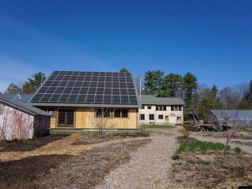 Scarborough, ME 23.7kW photovoltaic system