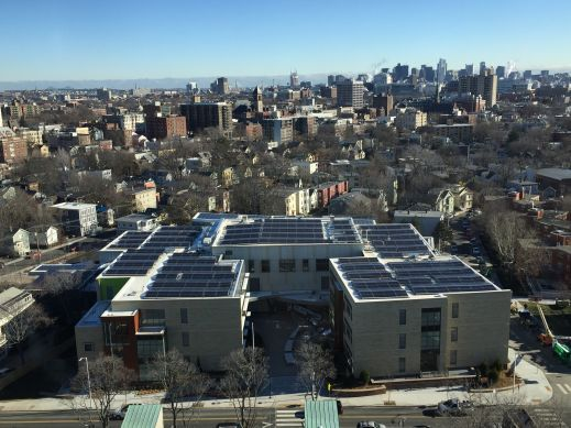 MLK School Solar Arrays