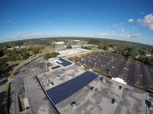 157 kW North Side Shopping Center, Gainesville, FL
