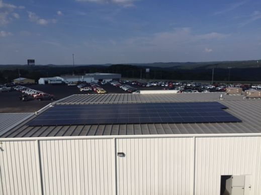 All-Tech-Energy 25.2 kW Pinegar Chevrolet Solar