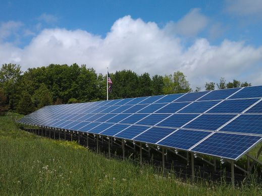 20.68 kW Kensington, NH Pinnacle Leadership Solar Project