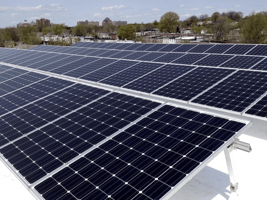 Waverly Baltimore MD PV Installation