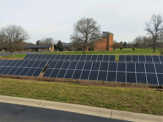 Indiana Solar, Telamon Energy, Church Solar