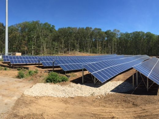 RI Carbide solar array