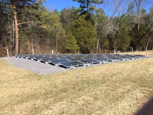 14 kW Accelerate Solar Battery Backup Project