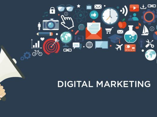 Digital Marketing Top Five Must Do