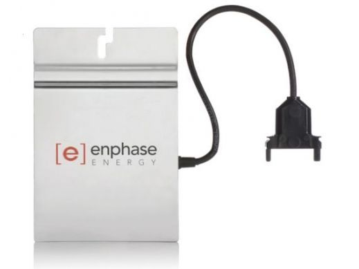 The new Enphase M215 microinverter