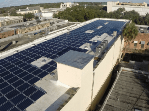 Solar hitting grid parity