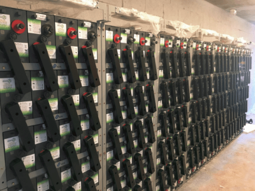 GS Battery Energy Storage