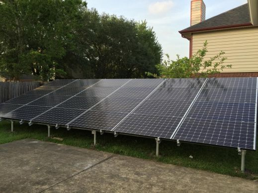 Distributed solar