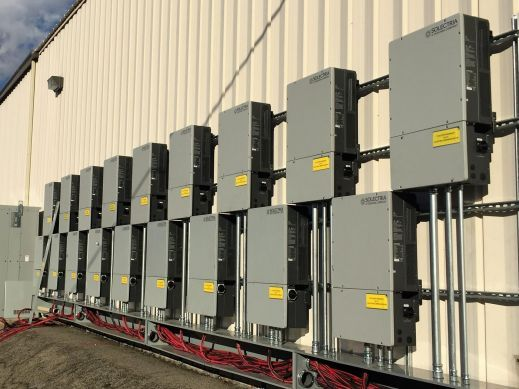 Yaskawa - Solectria TL String Inverters