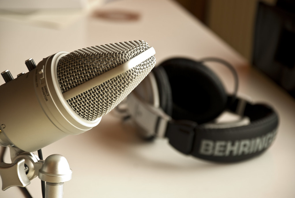Podcasting for business