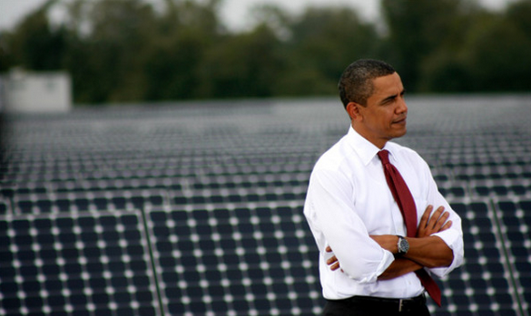 Obama Fights to Extend the ITC