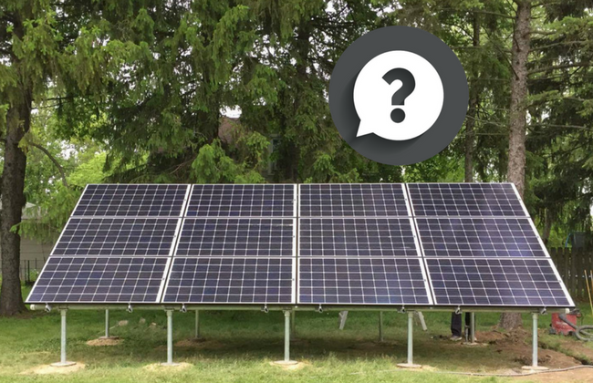 Solar Ground Mounts: How Do I Choose? | CivicSolar